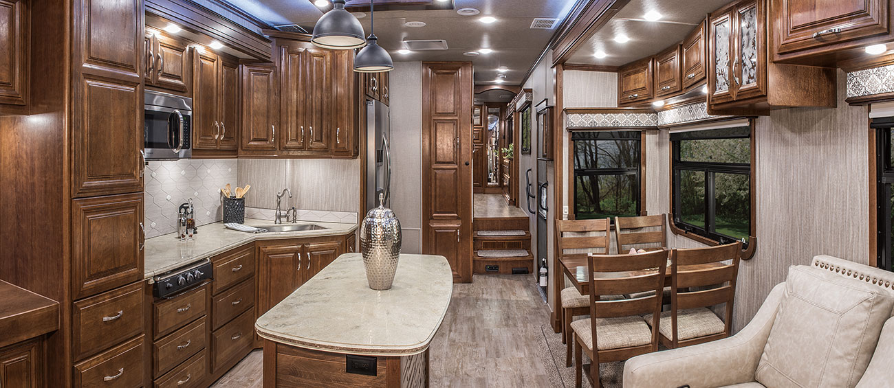 Luxury Fifth Wheel >> Photo Gallery - Mobile Suites Aire - DRV